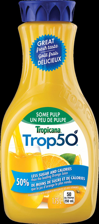 Trop50® Orange (un peu de pulpe)