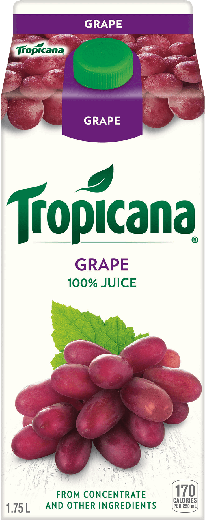 Tropicana® Grape 100 % Juice from Concentrate