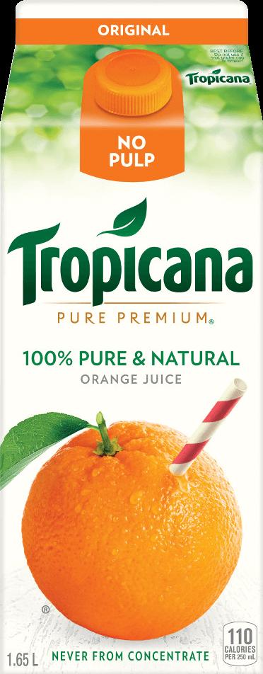 Tropicana Pure Premium<sup>®</sup>