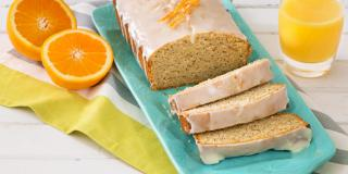 Orange Poppy Seed Loaf