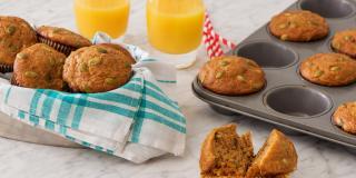 Muffins gloire du matin
