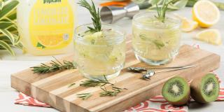 Tropicana® Rosemary Lemonade Spritzer