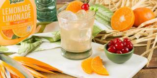 Tropicana® Tangerine Chamomile Cooler