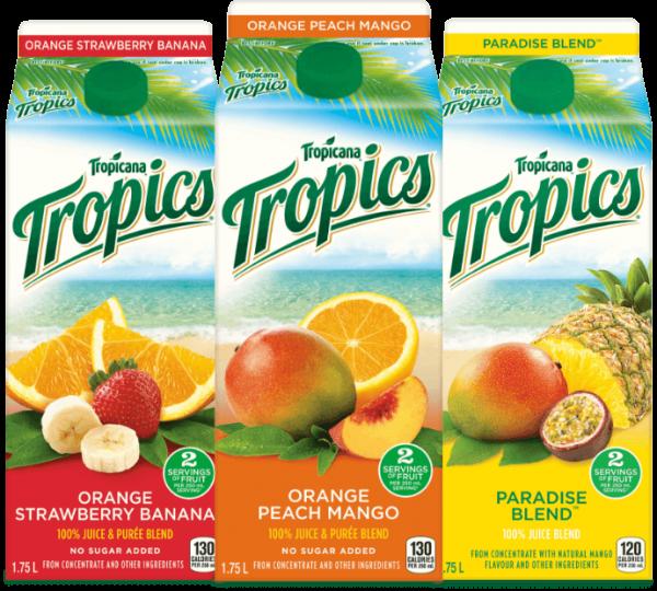 Tropics<sup>®</sup>