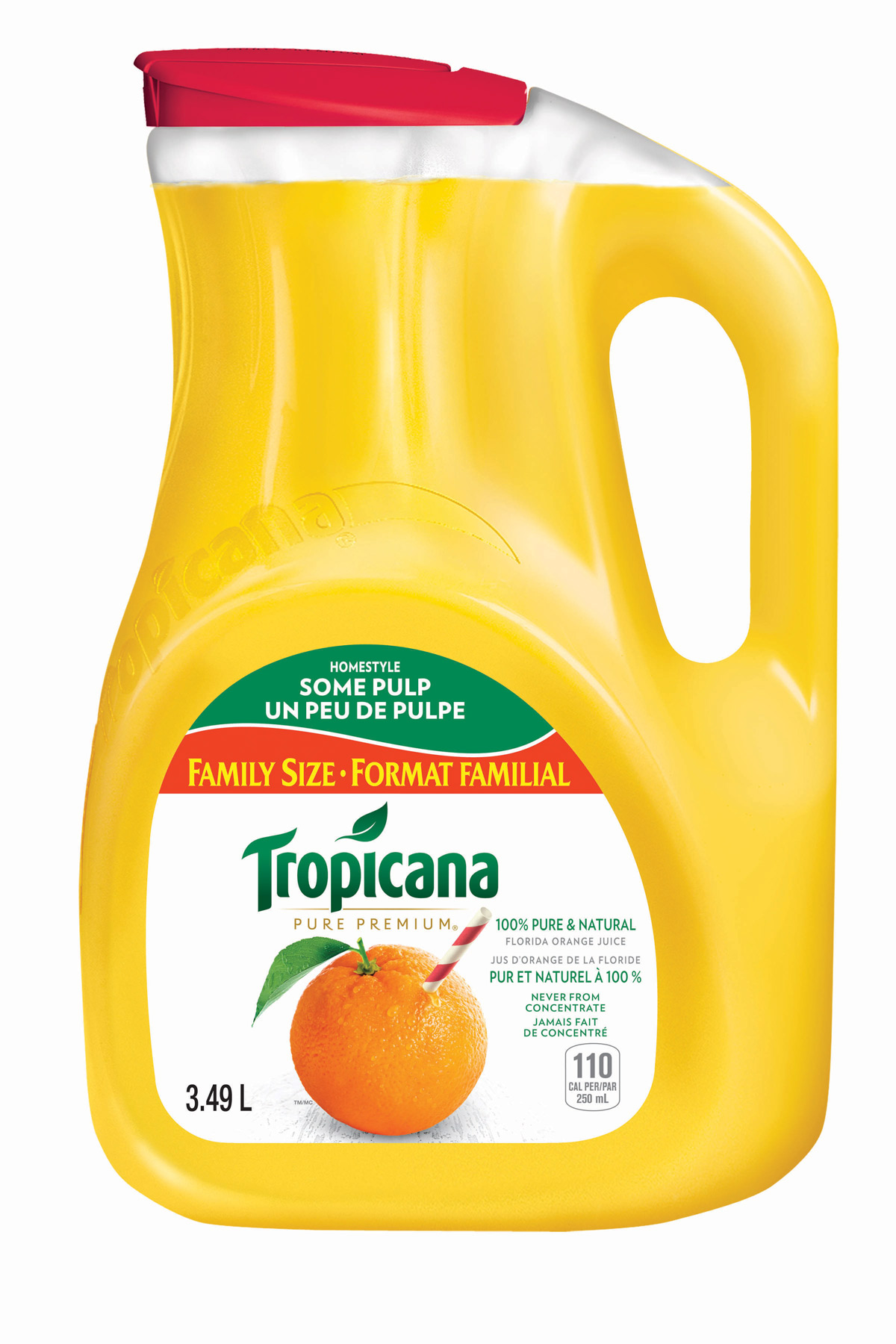 tropicana orange Orange juice is the liquid extract of the fruit of the orange tree, produced by squeezing oranges it comes in several different varieties, including blood orange.