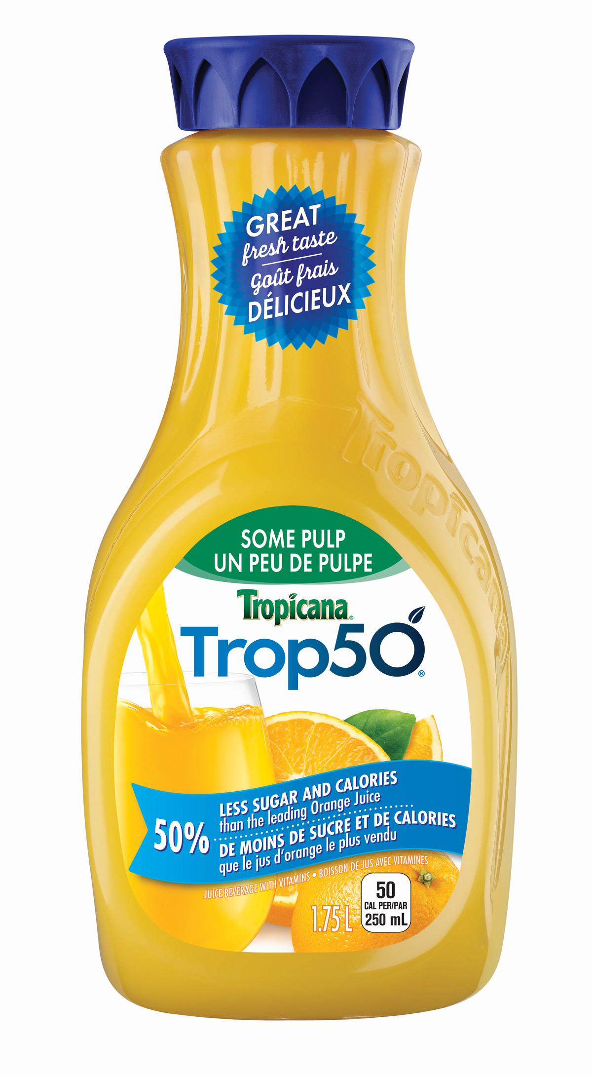 Trop50® Orange Some Pulp
