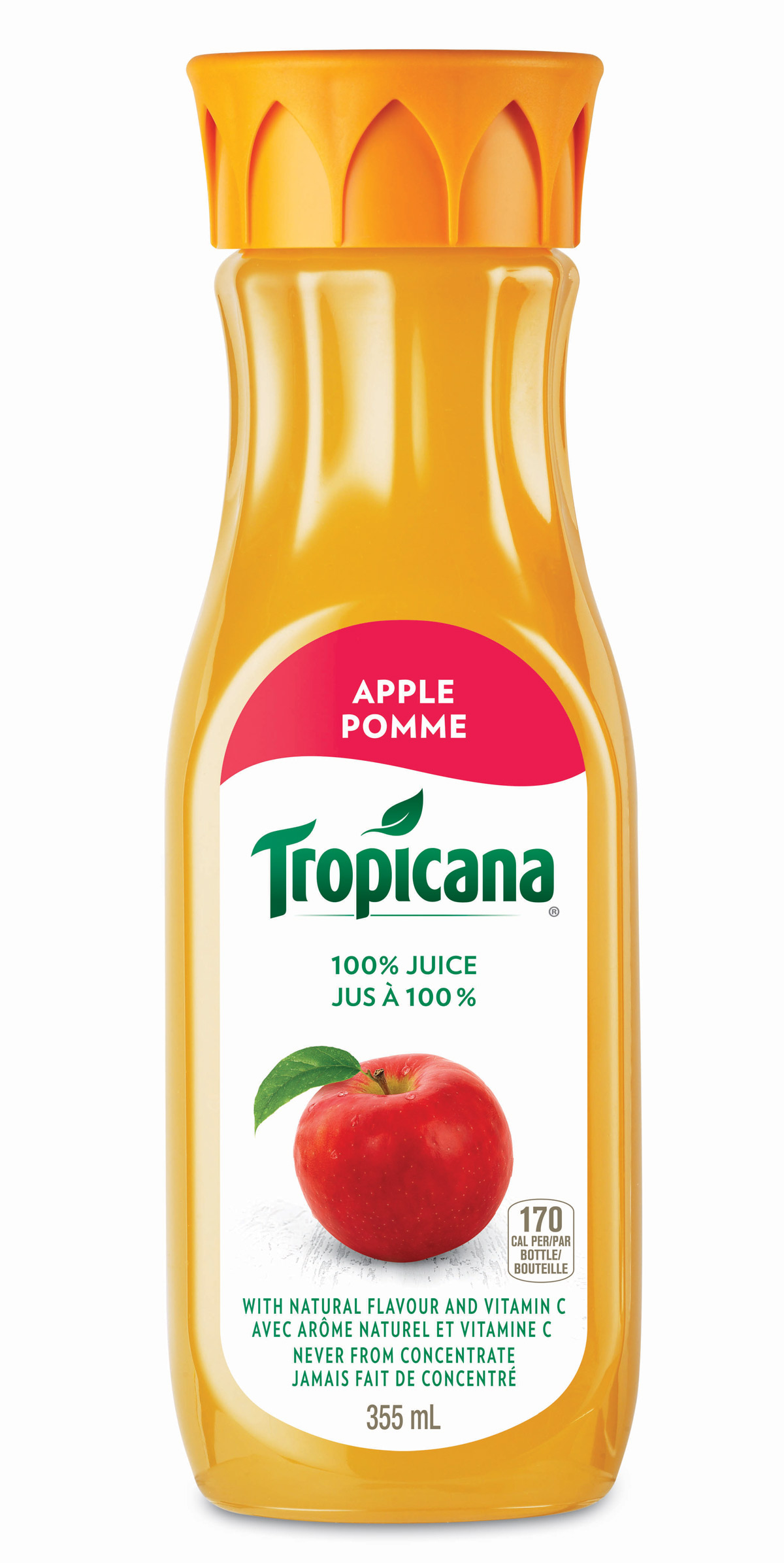 Tropicana® 100% Apple Juice
