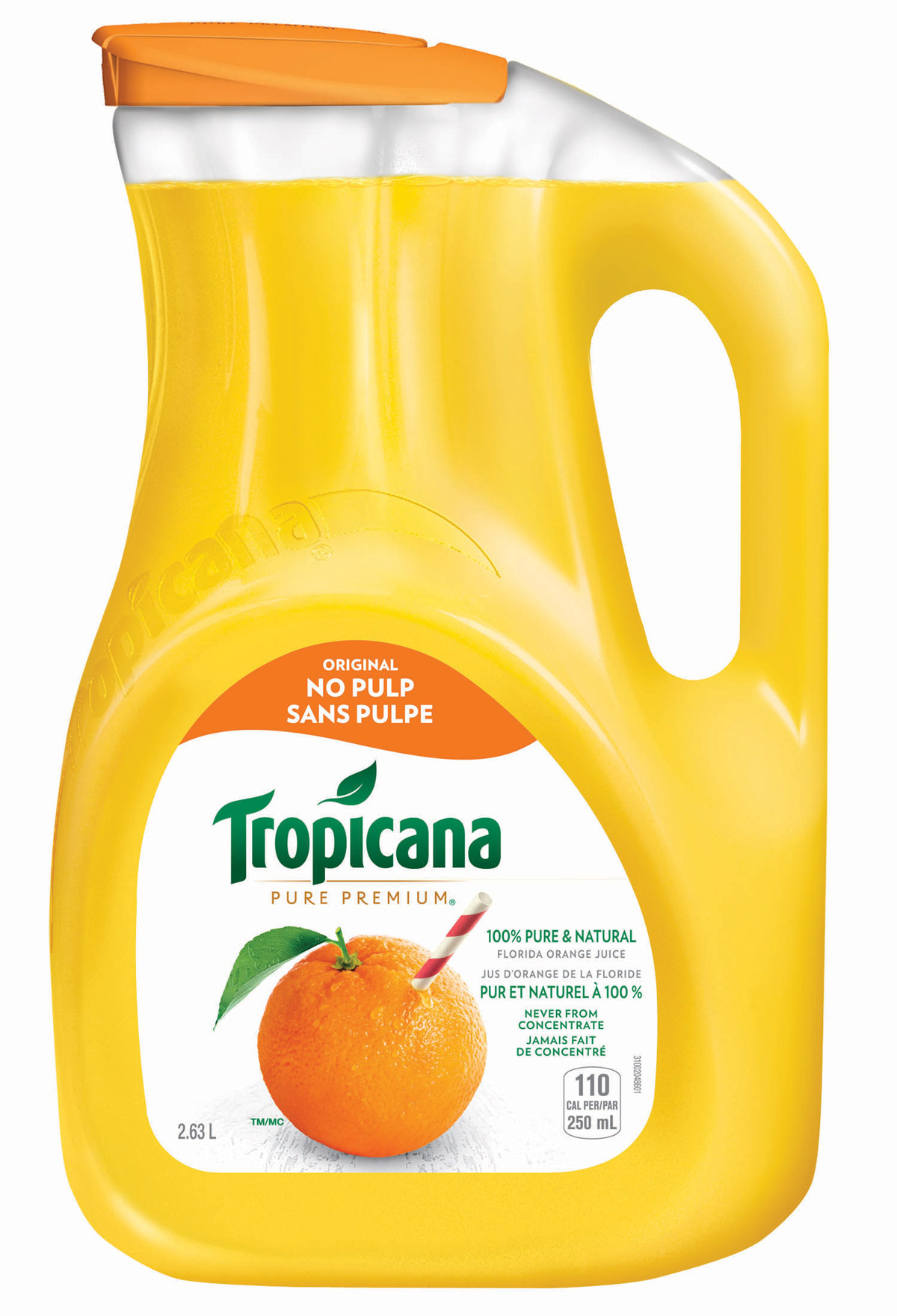 Tropicana Pure Premium® Original