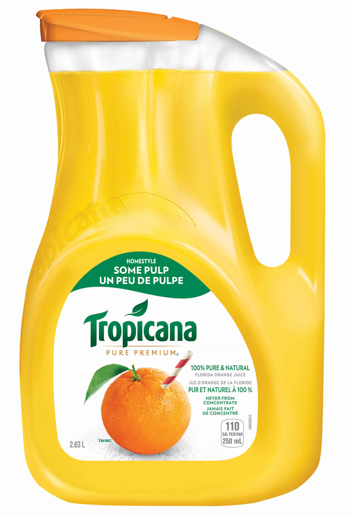 Tropicana Pure Premium® Homestyle