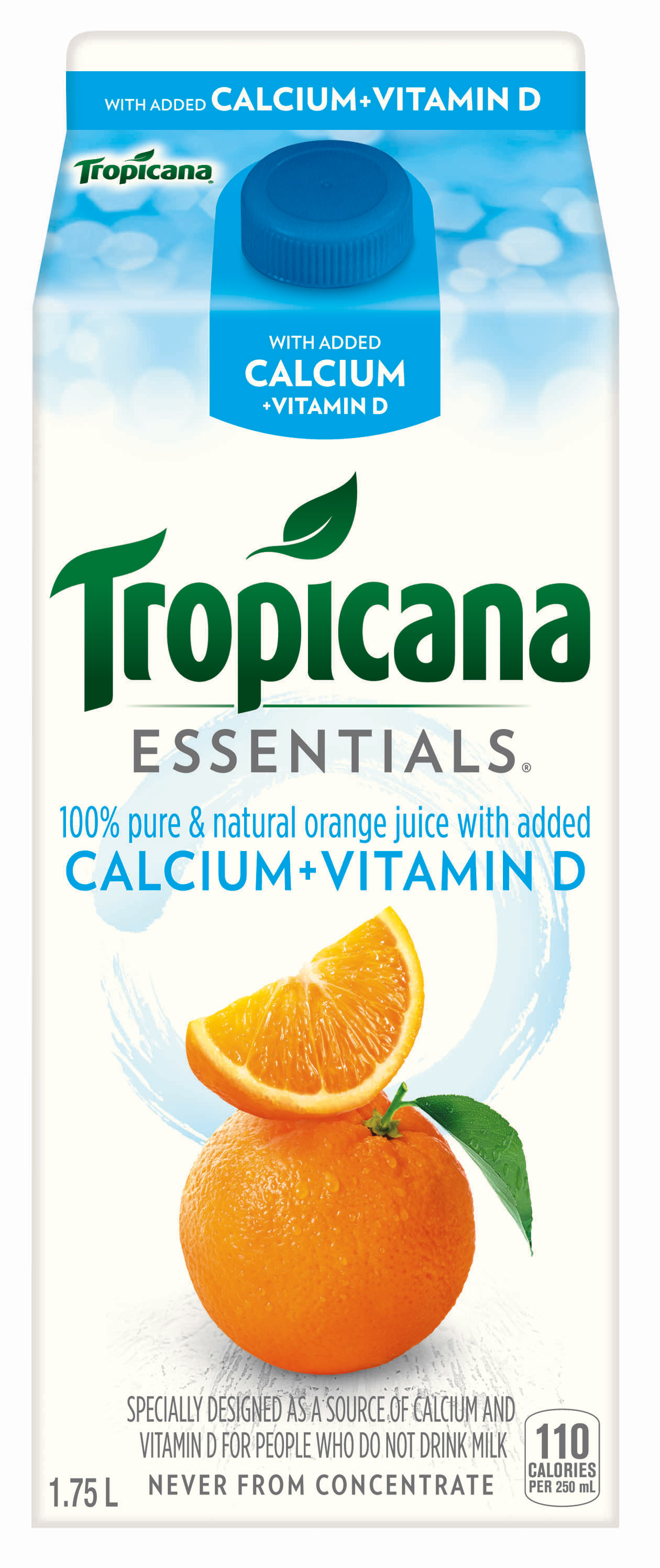 tropicana s orange juice value proposition Faq sugars & juice what it also adds real nutritional value to the diet with nutrients such as vitamin c and folate a 150ml serving of tropicana orange.