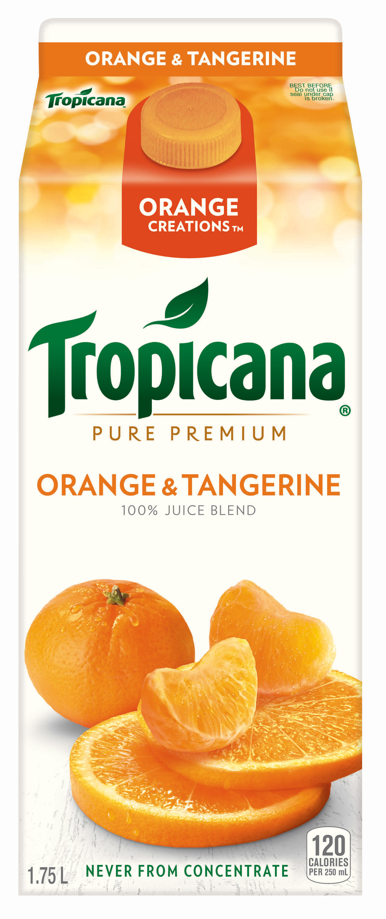 tropicana® orange creations™ – orange & tangerine | tropicana.ca
