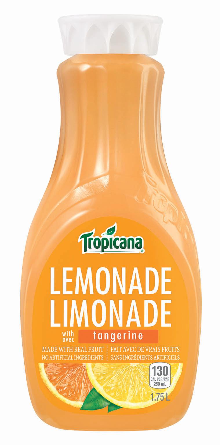 Tropicana® Lemonade with Tangerine