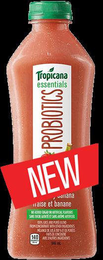 Tropicana Probiotics<sup>®</sup>