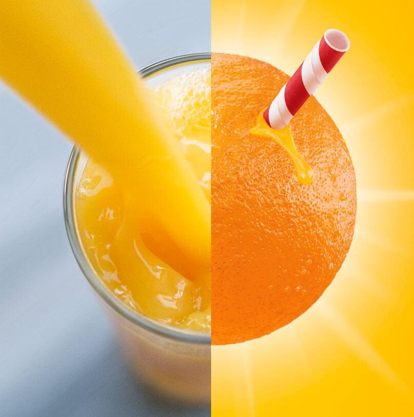 Pure Juice.